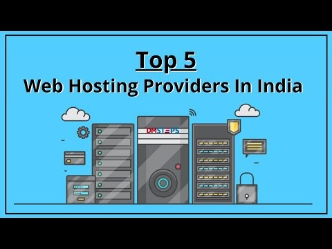 Top 5 Indian Hosting Services