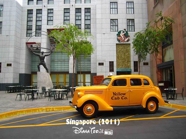 Day 2 Singapore - Universal Studio 29