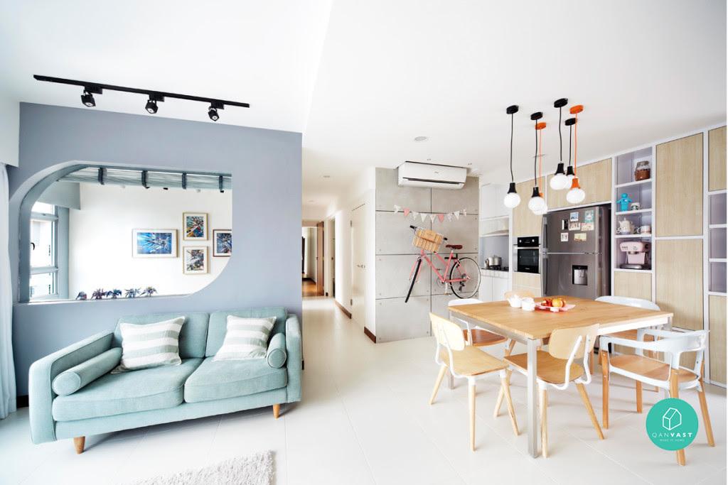 Popular Home Interior Design Themes In Singapore Scene Sg