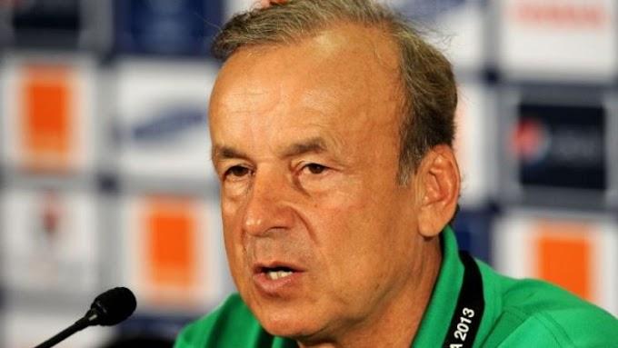 [Sport News] World Cup: Super Eagles Boss Gernot Rohr Speaks On Crazy Fixture List
