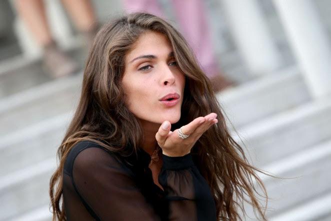 Elisa Sednaoui: 72nd Venice Film Festival Jury Photocall -01