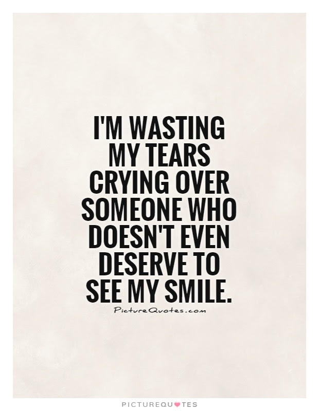 You Dont Deserve Me Quote Quote Number 693735 Picture Quotes