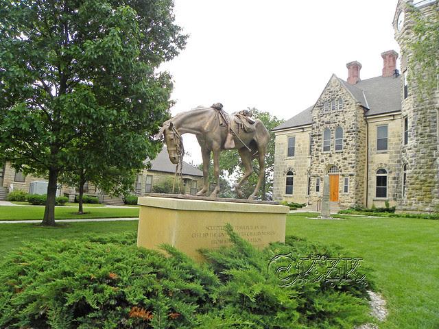 DSCN1583 Civil War Horse Memorial