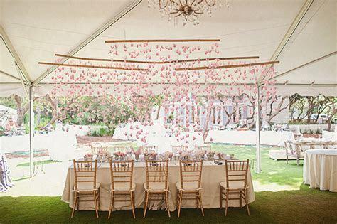 A Handmade Vintage Pink Wedding   Glamour & Grace