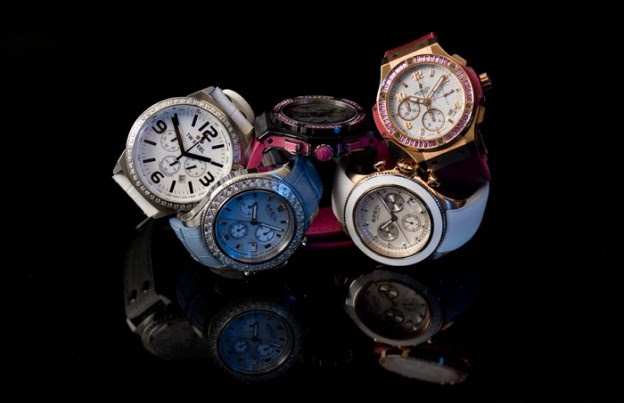 Whats the time in CHIC... Hublot + Breil
