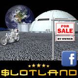 Slotland Player Blows Massive Win on Moon Property Purchase