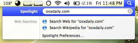 Disable Spotlight in OS X Lion