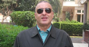عزمى مجاهد مدير إدارة اللجنة الإعلامية باتحاد الكرة