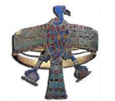 Queen Ahhotep's bracelet