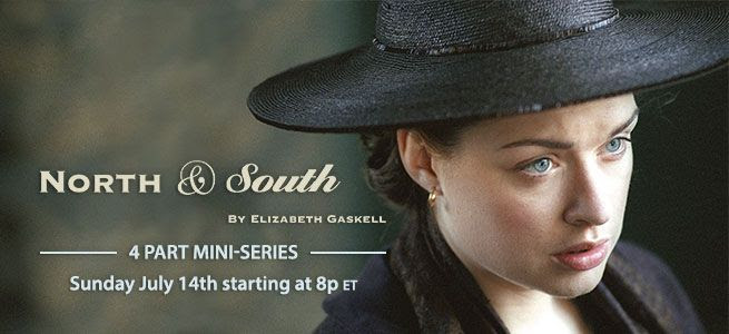 """North & South"" to premiere on INSP Sunday, July 14th @ 8:00 PM! Everyone, tell your family and friends! :)"