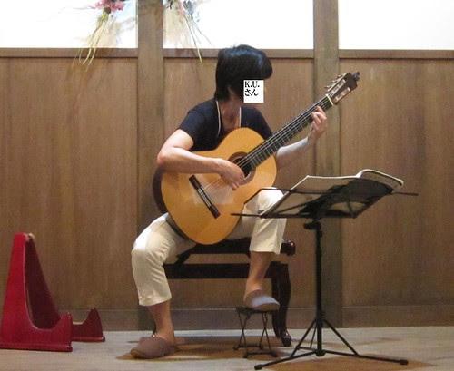K.U.さんのソロ 2012年7月14日 by Poran111