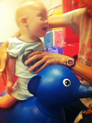 The Rody Horse Is An Inexpensive And Easy Developmental Toy
