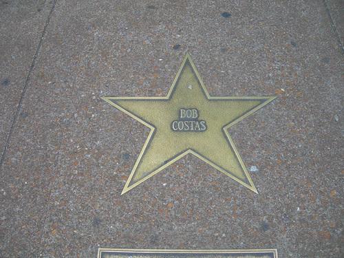 Bob Costas star