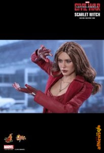 Captain America: Civil War – Scarlet Witch 1/6