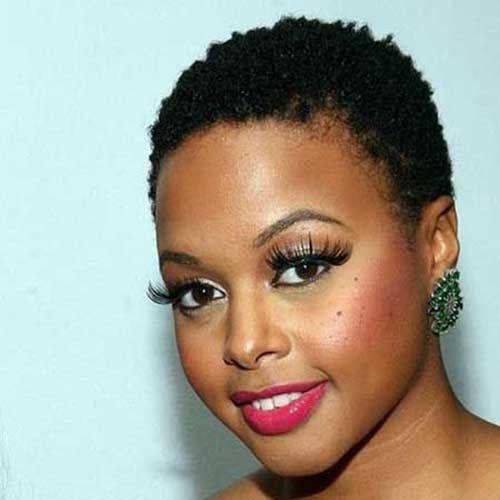 25 Very Short  Hairstyles  for Black  Women  Short