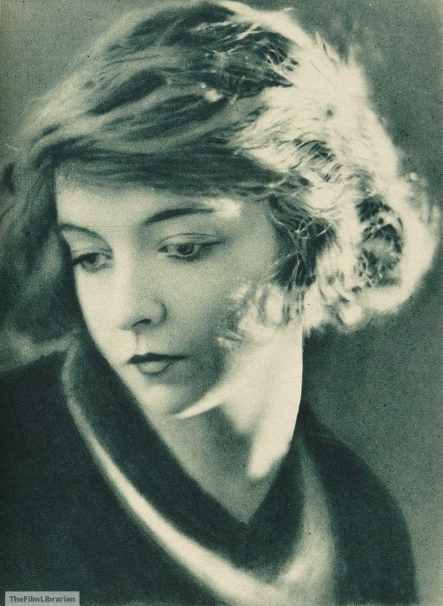 thefilmlibrarian:  Lillian Gish~Abilene  *Never Seen This One Before Either!*