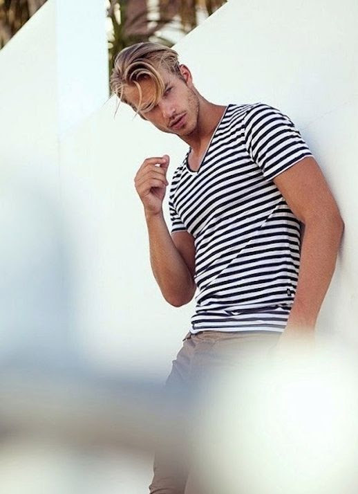 25 Stylish Hot Guys In Stripes -- Aaron Bruckner -- Skinny Khakis -- Mens Style -- Via Covermen photo 13-25-Stylish-Hot-Guys-In-Stripes-Aaron-Bruckner-Skinny-Khakis-Mens-Style-Via-Covermen.jpg