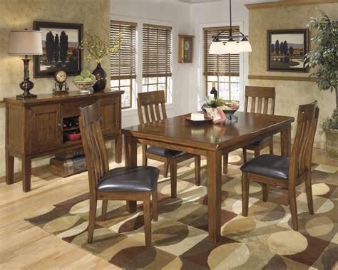signature design  ashley ralene casual dining room group