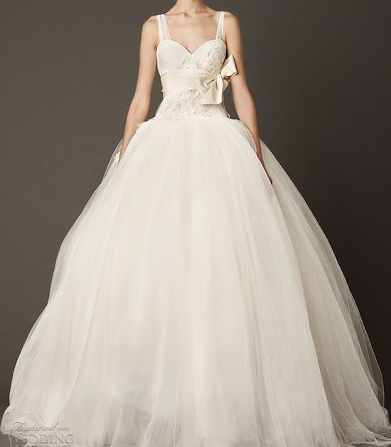 Wedding Dress Collection: Jill Stuart Wedding Dress 2013