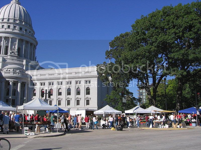 Farmers Markets in the US