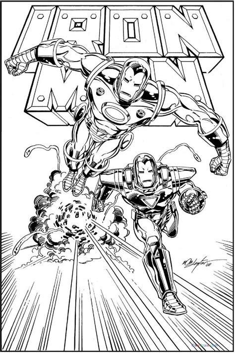 Ausmalbilder Avengers, 110 Stück. Drucken Sie auf der Website