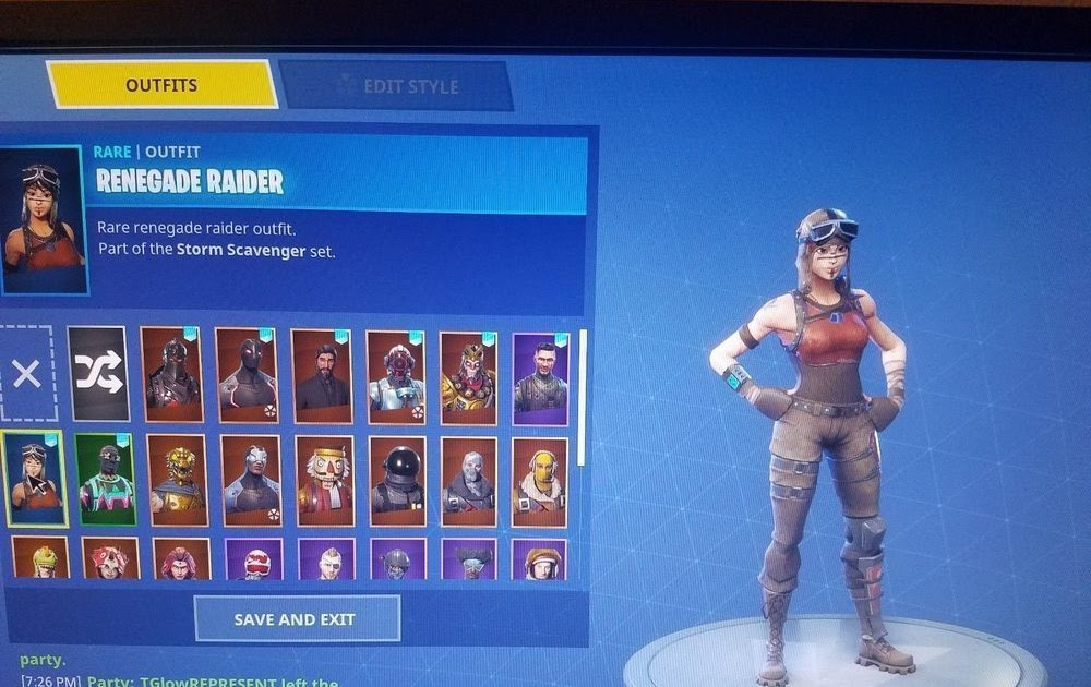 Fortnite Account Image On Imged - Mp3prohypnosis com