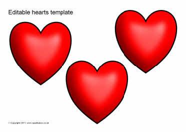 Editable heart templates (SB5825) - SparkleBox - ClipArt Best ...