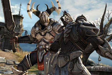 Infinity-Blade-Saga-android-gameplay-screenshot