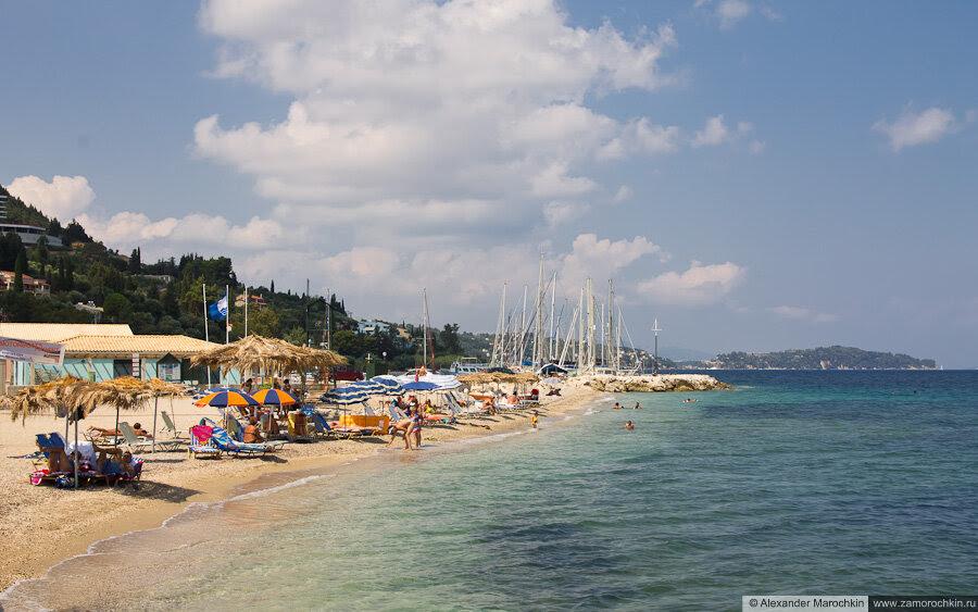 Пляж в Беницесе