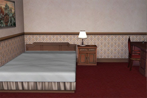 MMD Play Club Bedroom