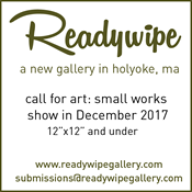 Readywipe - call for art