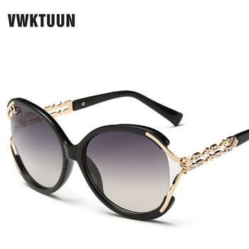 Qetou 2018 New Sunglasses Oversize Women Sunglasses Large Frame Reflective Sunglasses Wind Men Sun Glasses Retro Square Sunglass Neither Too Hard Nor Too Soft Women's Glasses Apparel Accessories