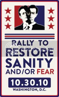 Sanity Rally Poster