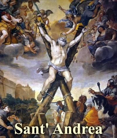 Risultati immagini per sant'andrea apostolo