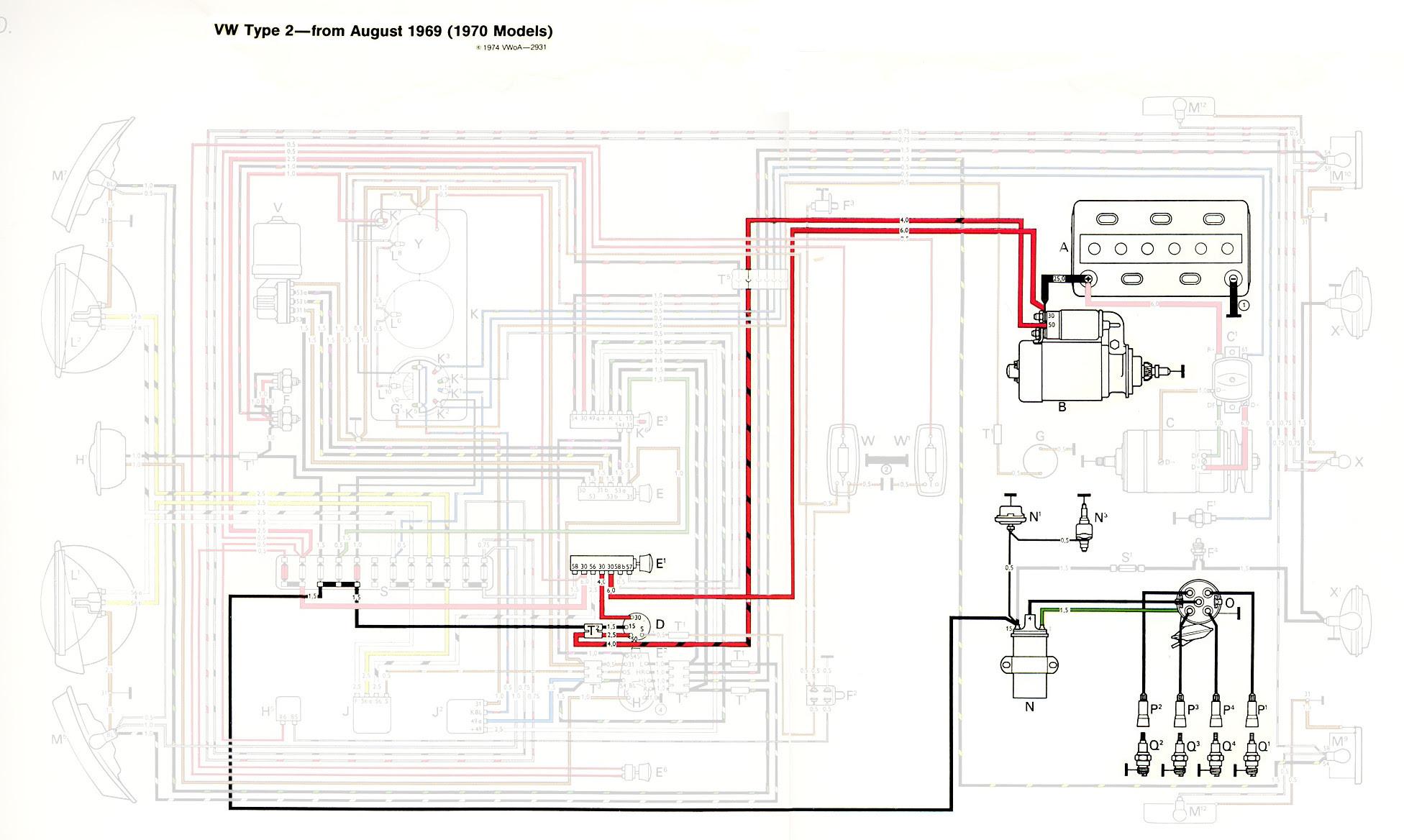 Diagram 1972 Vw Bus Ignintion Wiring Diagram Full Version Hd Quality Wiring Diagram Spaschematics Corrierte It