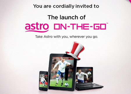 Astro On The Go