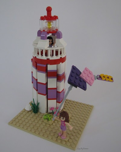 Kite-Flying by the Lighthouse