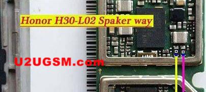 Huawei Honor 3C Earpiece Solution Ear Speaker Problem Jumper Ways