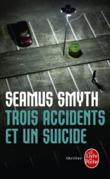 Couverture Trois accidents et un suicide