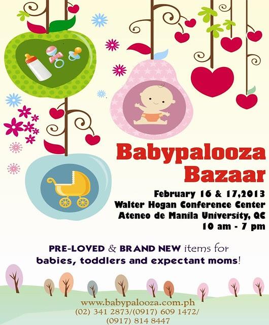 Babypalooza flyer