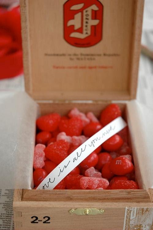ideas dulces romanticas san valentin 2 Ideas Dulces y Románticas para San Valentín