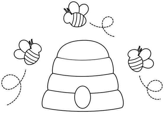 Arı Ve Arı Kovanı Sanat Etkinliği 61 Okul öncesi Etkinlik