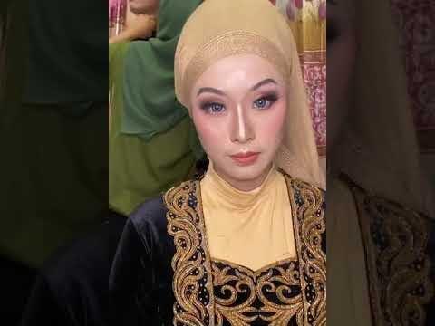 BOLD MAKEUP PENGANTIN INDONESIA