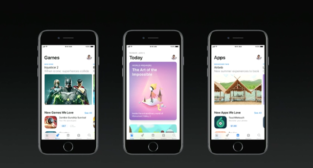 Apple Announces That App Developers Can Now Adding Up To 10 Screenshots In Their App Store Page