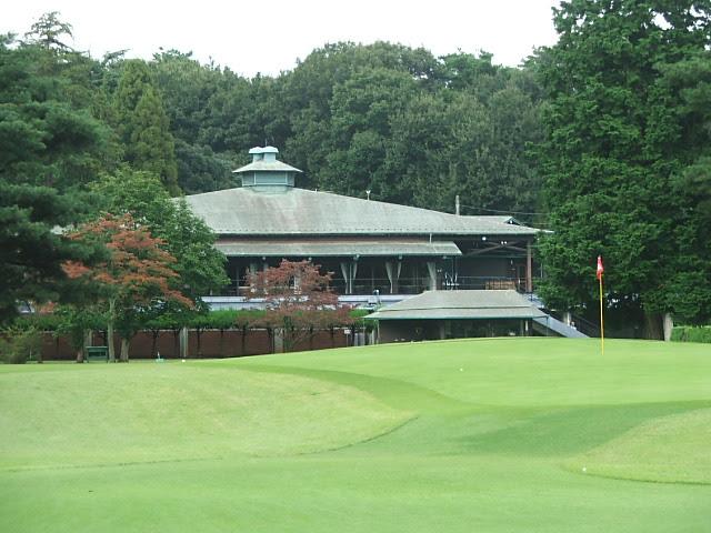 Tokyo Golf Club Clubhouse