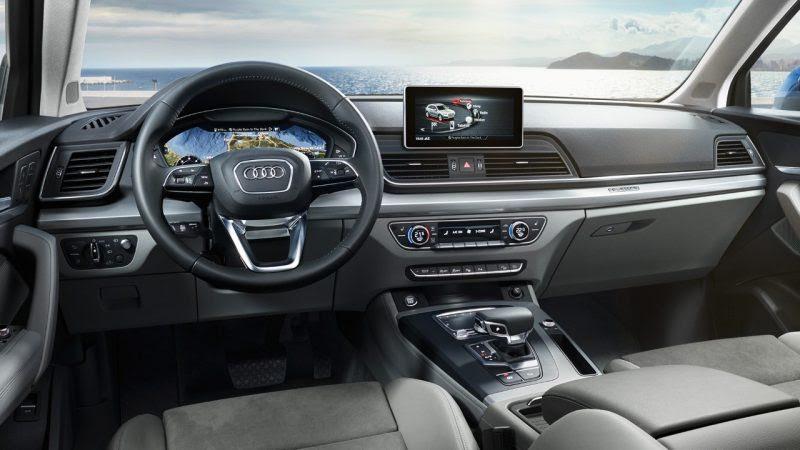 2021 audi q5 facelift interior updates specs price