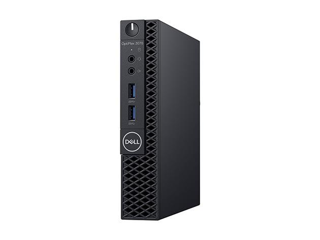 Dell OptiPlex 3070 SFF i5-8500, 8GB RAM 256GB SSD (Refurbished) for $539