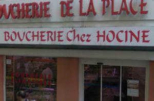 Boucherie-Hocine