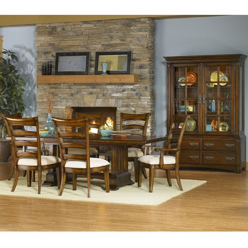 Home Office Furniture: Pasadena Valley Dining Room Set by ...