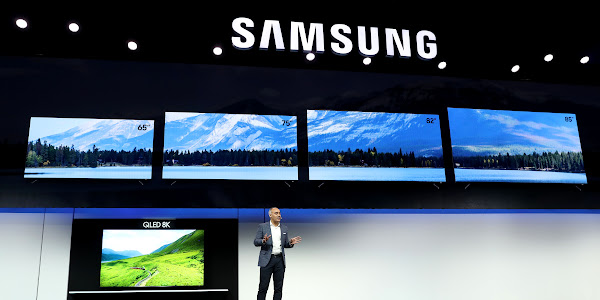 Google News Samsung Unveils The Wall A 219 Inch Television